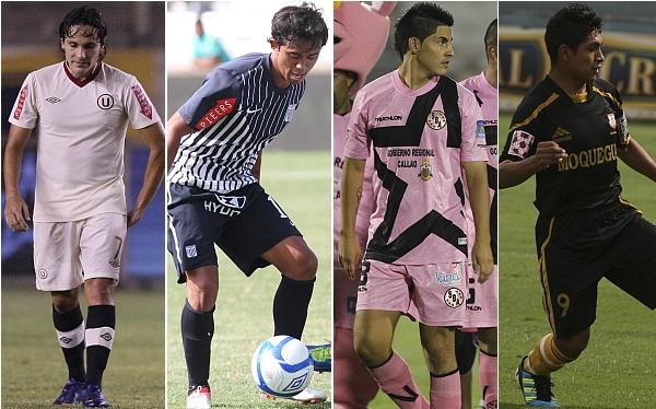 Cienciano, CNI, Cobresol, Universitario de Deportes, Descentralizado 2012, Alianza Lima, Copa Movistar 2012