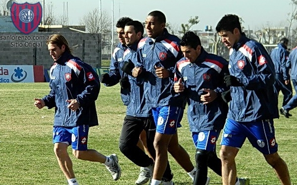 Fútbol argentino, San Lorenzo de Almagro, Giancarlo Carmona, Ricardo Caruso, Alianza Lima