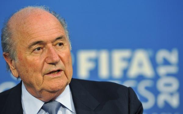 FIFA, Joseph Blatter, Escándalo de corrupción