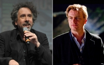 Tim Burton, Christopher Nolan