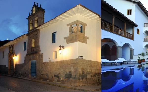 Forbes, Hoteles, Palacio Nazarenas