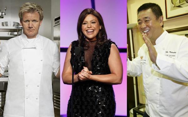 Forbes, , Chefs, Gordon Ramsay, Nobu Matsuhisa