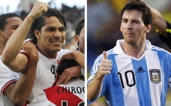 El Per vs. Argentina se jugar el 11 de setiembre desde las 8:25 p.m.