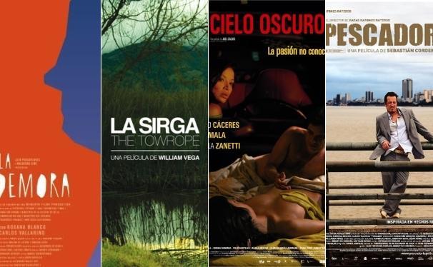 Cine, Festival de Cine de Lima, Artes
