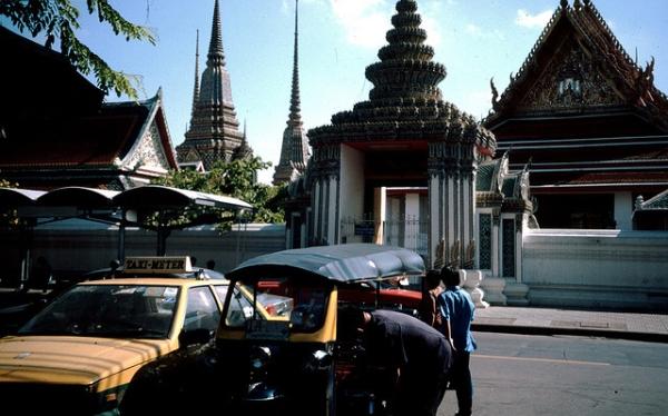 Tailandia, Hoteles
