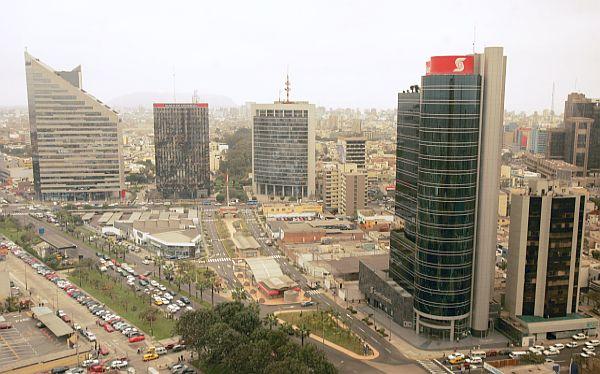 Bancos peruanos