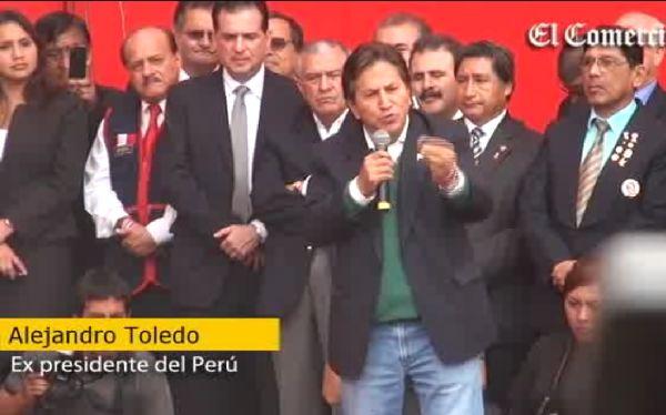 Fuerzas Armadas, Perú Posible, Marcha de los Cuatro Suyos, Policía Nacional del Perú