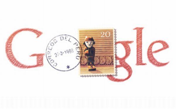 , Google, Fiestas Patrias, Doodle