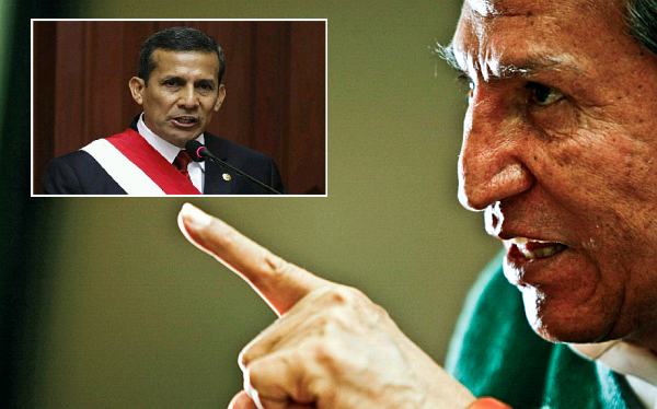 Toledo critic que Humala obviara el conflicto por Conga en su discurso