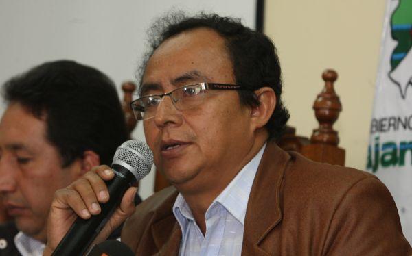 Ollanta Humala, , Gregorio Santos