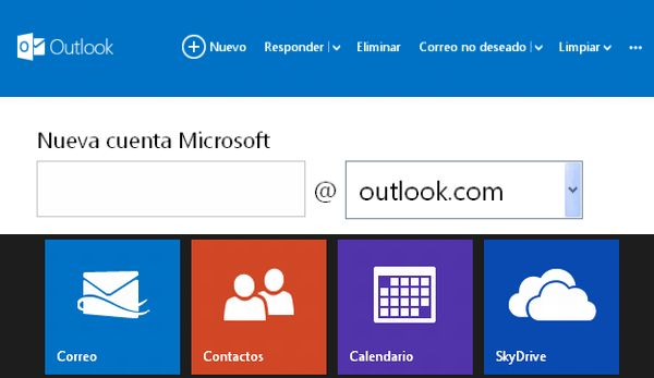 Microsoft, Hotmail, Outlook, Outlook.com