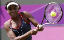 Venus Williams accede a los octavos de final de Londres 2012
