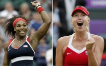 Serena Williams será la rival de Sharapova en la final de Londres 2012