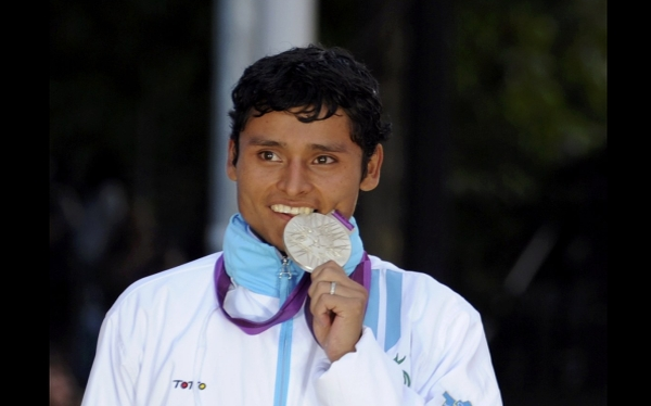 Atletismo, Londres 2012, Guatemala, Erick Barrondo