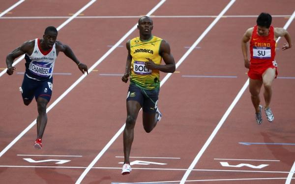 Atletismo, Usain Bolt, Londres 2012, Juegos Olímpicos
