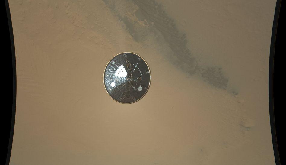 NASA, Marte, Curiosity