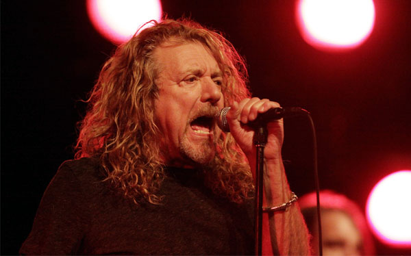 El legendario rockero Robert Plant tocar en Lima el 9 de noviembre