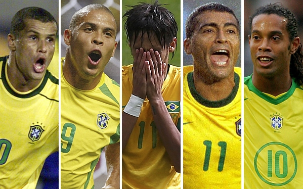 Neymar se unió a las estrellas brasileñas que nunca ganaron el oro ...