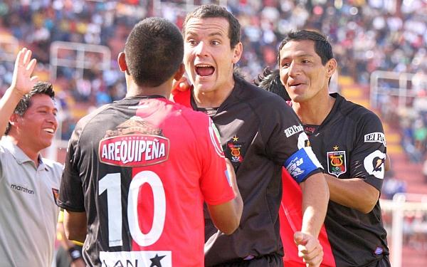 Melgar, León de Huánuco, Descentralizado 2012, Copa Movistar 2012