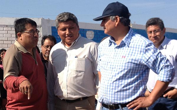 Chincha, Terremoto en Ica, Cañete, Ministerio de Vivienda, Pisco, Ica, Terremoto en Pisco, Forsur, Reconstrucción de Ica
