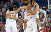 Londres 2012, Juegos Olmpicos, Paul Gasol