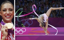 Londres 2012, Juegos Olmpicos, Gimnasia artstica,  Evgeniya Kanaeva
