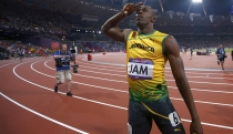 Usain Bolt, Londres 2012, Atletismo, Juegos Olmpicos