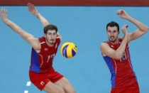 Londres 2012, Juegos Olmpicos, Voleibol, Rusia, Brasil