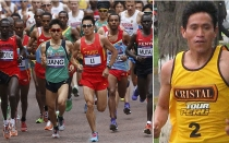 Maratn, Londres 2012, Juegos Olmpicos, Ral Pacheco, Peruanos en Londres 2012