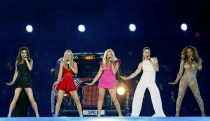 Londres 2012, Spice Girls