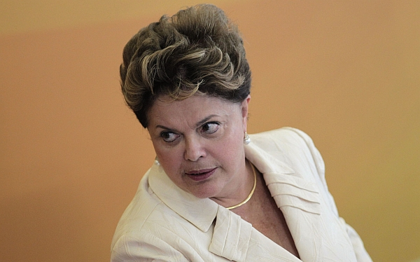 Dilma Rousseff, Río 2016