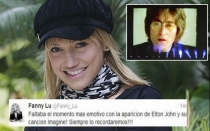 , Elton John, Fanny Lu, John Lennon