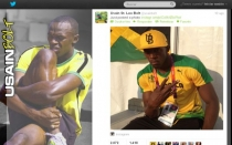 , Usain Bolt, Jamaica, Londres 2012, Juegos Olmpicos, Twitter
