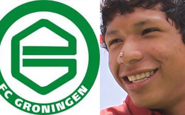Eredivisie, Fútbol holandés, FC Groningen, Edison Flores