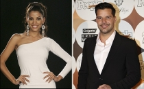 Ricky Martin, Cindy Meja