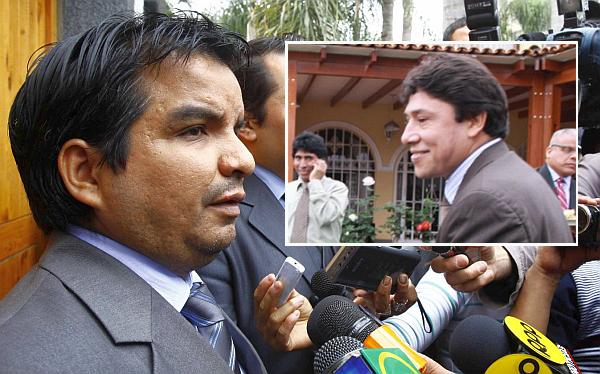 Alexis Humala, Julio Arbizu