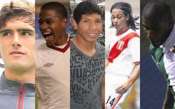 Paolo Hurtado, Fútbol peruano, Cristian Benavente, Carlos Ascues, Andy Polo, Edison Flores, Álvaro Ampuero, Selección peruana, A