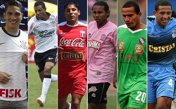 Flamengo, Paolo Guerrero, Jorge Soto, Luis Ramírez, Abel Lobatón, Atlético Paranaense, Raúl Ruidíaz, Coritiba, Fútbol brasileño