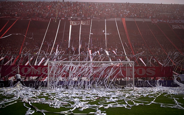 Fútbol argentino, Independiente de Avellaneda,  Javier Cantero