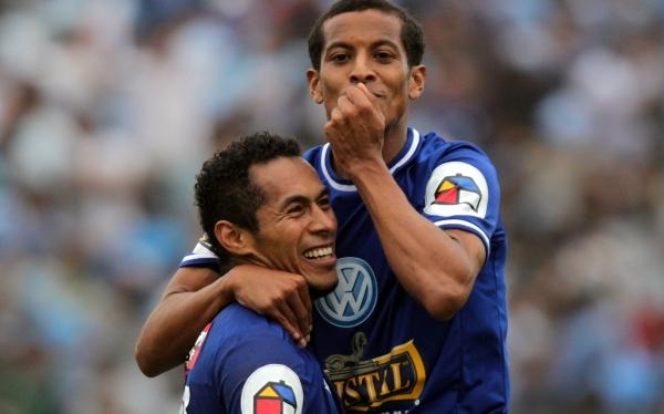 Liguilla B, Liguilla A, Descentralizado 2012, Copa Movistar 2012, Tabla de posiciones 2012