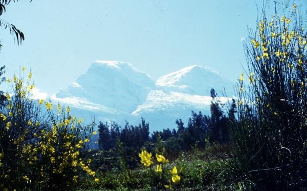 Cordillera Blanca, Huaraz, Callejón de Huaylas