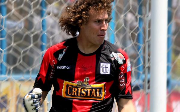 George Forsyth, Liguilla B, Salomón Libman, Descentralizado 2012, Alianza Lima, Copa Movistar 2012