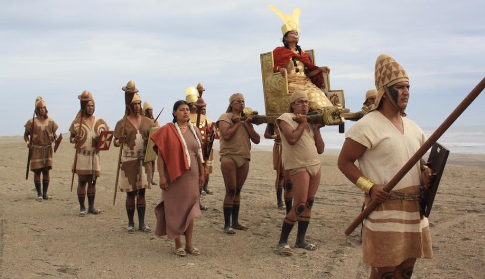 National Geographic, Ruta Moche, Restos arqueológicos, Turismo cultural, Complejo Arqueológico El Brujo