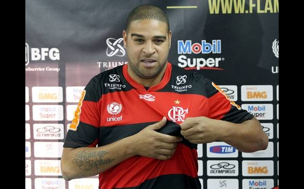 Ronaldinho, Flamengo, Adriano, Atlético Mineiro, Fútbol brasileño, Brasileiraio