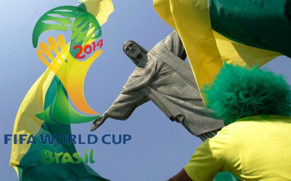 FIFA, Copa del Mundo, Brasil 2014