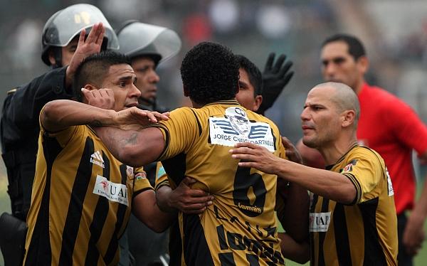ADFP, FBC Cobresol, Comisión de Justicia ADFP, Cobresol FBC, Comisión de Justicia FPF, Descentralizado 2012, Copa Movistar 2012