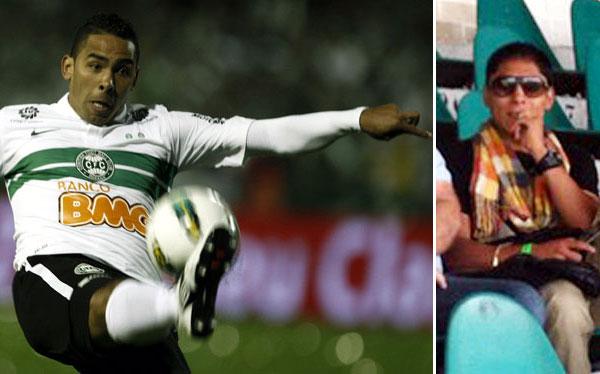 Gremio de Porto Alegre, Raúl Ruidíaz, Coritiba, Copa Sudamericana 2012