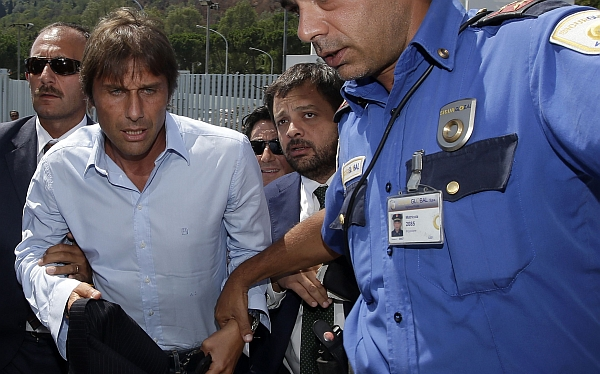 Juventus, Serie A, Fútbol italiano, Antonio Conte, Calcio