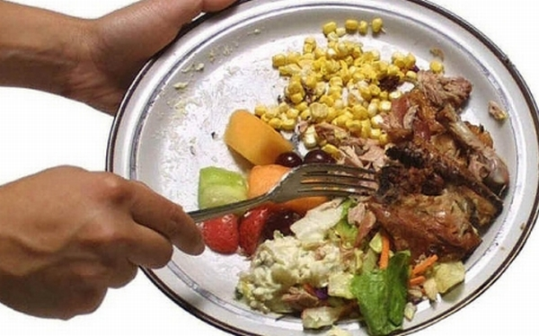 Alimentos, Desperdicios, Estados Unidos