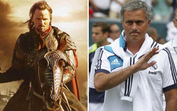 José Mourinho, Liga española, Fútbol español, San Lorenzo, Viggo Mortensen, Real Madrid